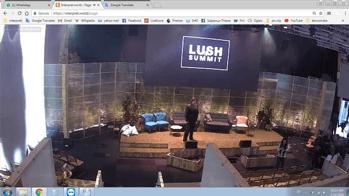 Remote Simultaneous Interpretation Case Study - Lush Summit