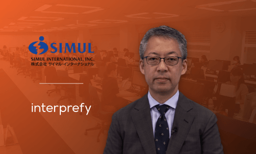 How Japan's Language Service Provider Simul Adopted Remote Simultanteous Interpreting with Interprefy