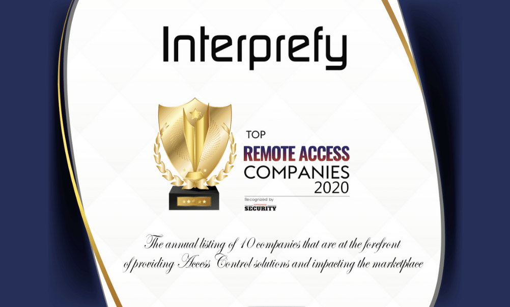 Interprefy Security