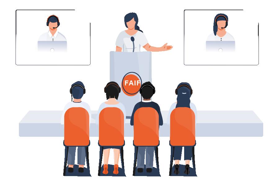 Remote Interpreting for Press Conferences