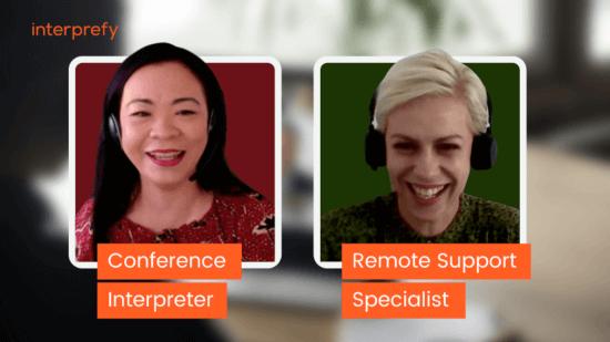 Interprefiers take the floor - episode 3