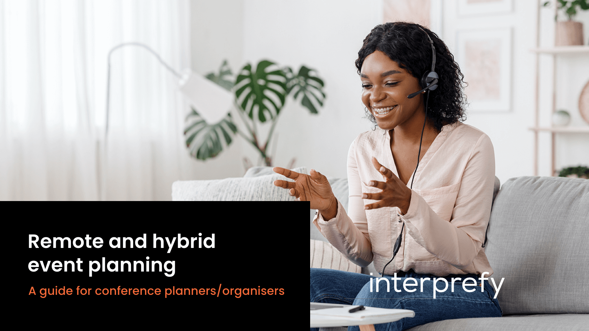 Remote and hybrid event planning – 1