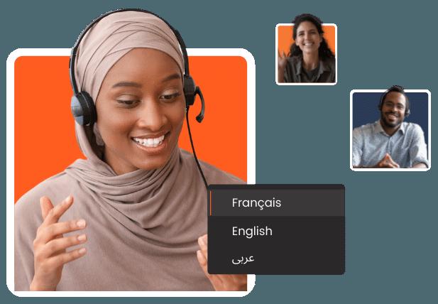 multilingual meetings